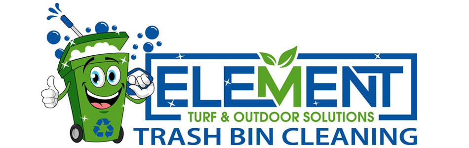 Our trash bin cleaning logo for our bin cleaning services.